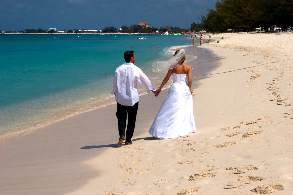Wedding on Seven Mile Beach, Grand Cayman