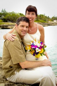 Smith's Cove was the answer for this Cruise Wedding in Cayman - image 6