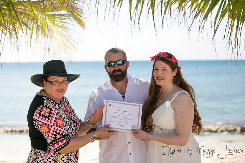 Cayman Wedding Blessing Package - Simply Weddings