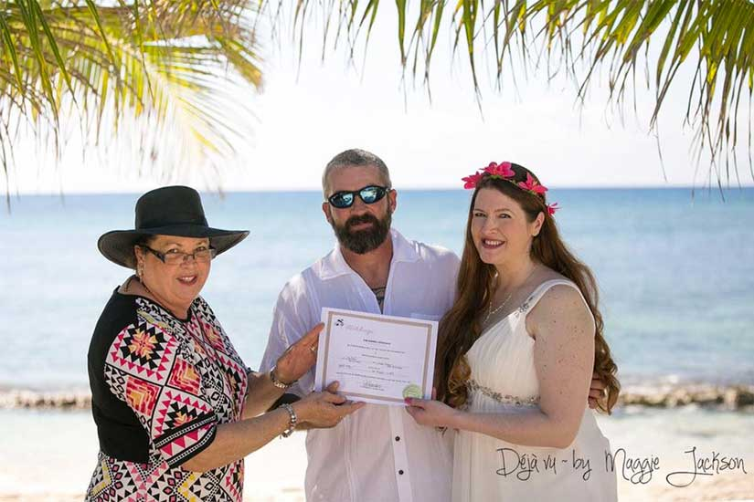 Is a Cayman Islands Marriage Certificate Legal for Visitors?