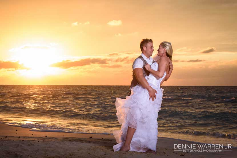 All- inclusive Simply Sunset Wedding Package - Simply Weddings