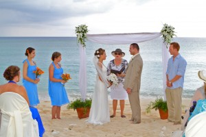 Cruise wedding at Mary Molly Hydes, SMB