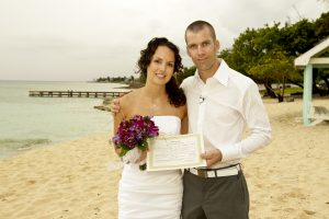 A Cayman Wedding to remember for Minnesota Pair - image