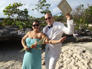 Grand Cayman Wedding Blessing for Lancaster, PA Pair - image 5
