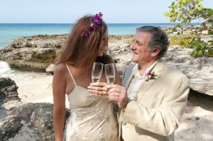 The other side of a Smith's Cove, Grand Cayman wedding shoot - image 5