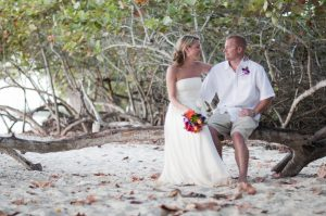 We loved this Romantic Sunset Beach Wedding in Grand Cayman - image 2