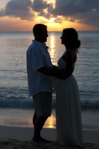 We loved this Romantic Sunset Beach Wedding in Grand Cayman - image 3