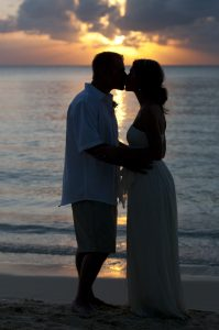 We loved this Romantic Sunset Beach Wedding in Grand Cayman - image 1