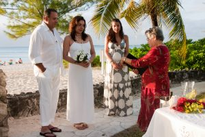 Surprise Wedding Vow renewal in Cayman - image 3