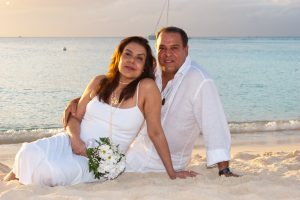 Surprise Wedding Vow renewal in Cayman - image 2