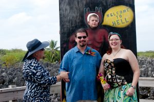 What do you think about a wedding in Hell, Grand Cayman? - image 1
