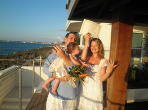 Balmy Evening for this George Town Harbour wedding - image 5