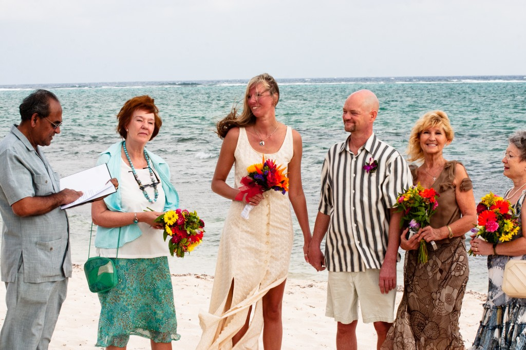 No Traditional Cayman Beach Wedding for this Bride - image 3