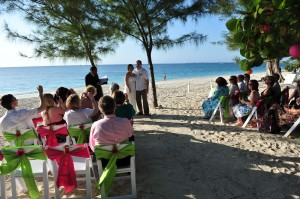 Sunset Cayman Wedding at Caymana Bay's Private Beach - image 2