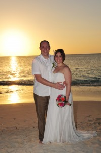 Sunset Cayman Wedding at Caymana Bay's Private Beach - image 3