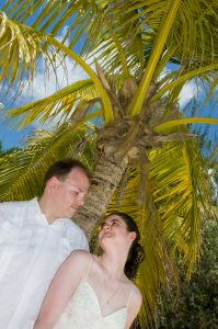 Beautiful Wedding Day in Grand Cayman for Virginia pair and family - image 3