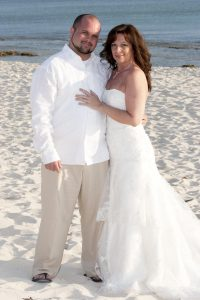 Irish Hand-fasting and Anam Cara Ceremony at Cayman Sunset Beach Wedding - image 1
