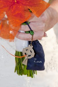 Irish Hand-fasting and Anam Cara Ceremony at Cayman Sunset Beach Wedding - image 2