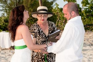 Irish Hand-fasting and Anam Cara Ceremony at Cayman Sunset Beach Wedding - image 4