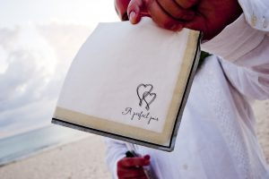 Irish Hand-fasting and Anam Cara Ceremony at Cayman Sunset Beach Wedding - image 7