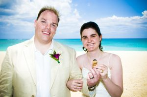 Beautiful Wedding Day in Grand Cayman for Virginia pair and family - image 4