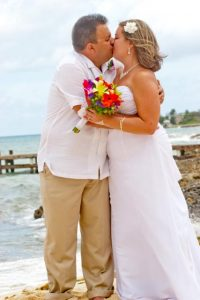 Blue Water Beach was this Colorado Couple's favourite Cayman spot - image 5