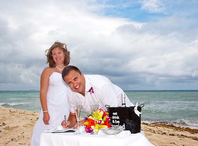 Blue Water Beach was this Colorado Couple's favourite Cayman spot - image 2