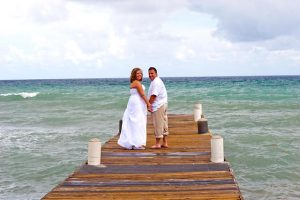 Blue Water Beach was this Colorado Couple's favourite Cayman spot - image 3