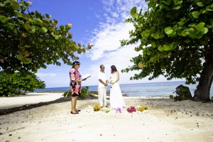 Grand View for this British Couple's Cayman Beach Wedding - image 2