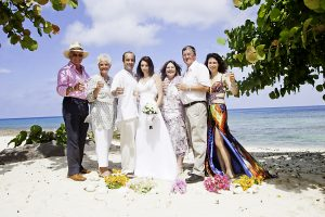 Grand View for this British Couple's Cayman Beach Wedding - image 4
