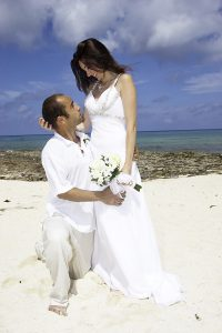 Grand View for this British Couple's Cayman Beach Wedding - image 5