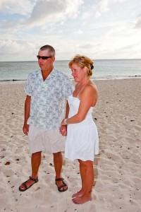 Marco Island to Grand Cayman Island for Wedding Vow Renewal - image 2