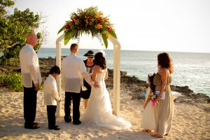 Like a Handprint on My Heart... Smith's Cove, Grand Cayman Wedding - image 2
