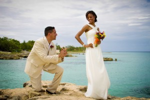 Simple Affordable Fun Wedding in Grand Cayman for Georgia Couple - image 7