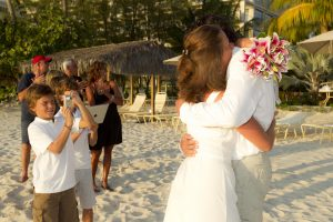 Big Surprise Wedding Vow Renewal in Grand Cayman - image 2