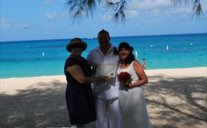 Special 15th Wedding Anniversary Ceremony in Grand Cayman - image 4