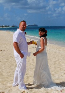Special 15th Wedding Anniversary Ceremony in Grand Cayman - image 1