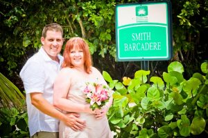 Mr and Mrs Smith, married at Smith's Cove, Grand Cayman - image 2
