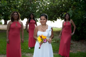 Dart's Park Shines for this Fun, Sunset Wedding in Grand Cayman - image 1