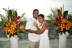 Dart's Park Shines for this Fun, Sunset Wedding in Grand Cayman - image 2