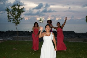 Dart's Park Shines for this Fun, Sunset Wedding in Grand Cayman - image 3
