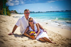 Canadians Wed in Hell, Grand Cayman - image 4