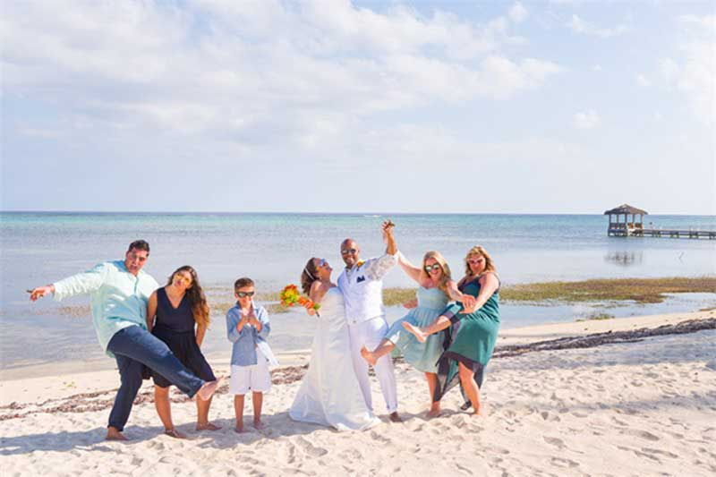 Caymanian wedding traditions