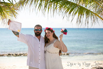 All-inclusive Cayman Cruise Ship Wedding Package - Simply Weddings - Image 4